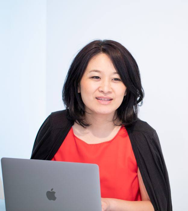 代表取締役社長 くまゆうこ(隈 有子)